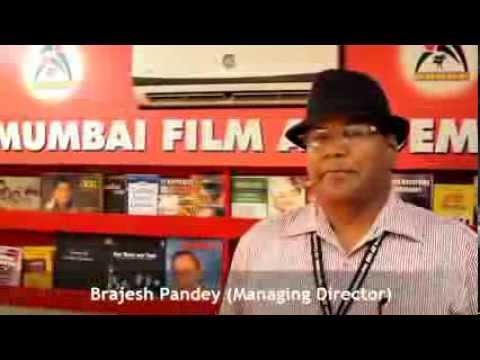 Mumbai Film Academy Director Speaks.