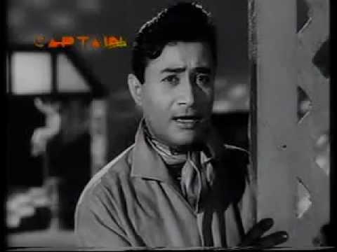 NA TUM HAMEIN JAANO -COMPLETE VIDEO -HEMANT KUMAR -SUMAN KALYANPUR -BAAT EK RAAT KI (1962)