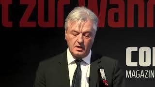 """""""Freispruch für Deutschland"""": Totengedenken durch Jürgen Elsässer"""