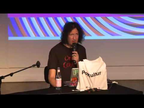 "Pop-Kultur Nachwuchs 2016: ""Music Production And Recording"" with Gordon Raphael"