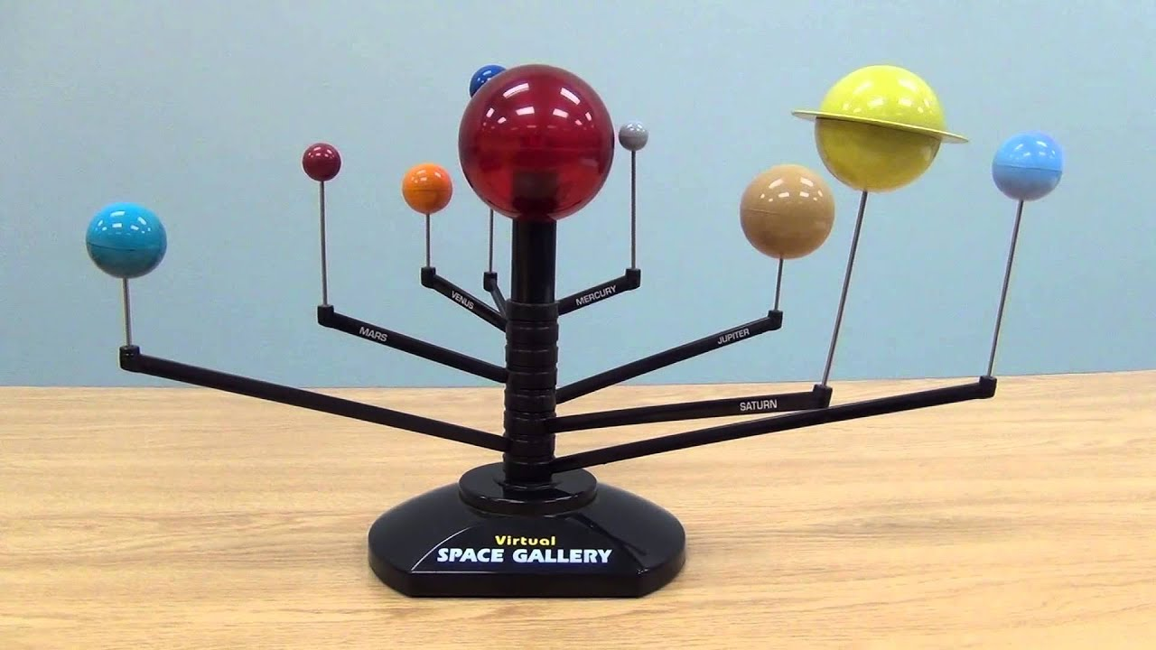 How To Make A 3d Solar System Model (page 2) - Pics about ...