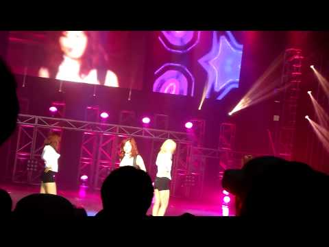 [FANCAM] Secret's Summer LiveYou Don't Know Women + Goodnight Kiss (Remix) (Hyosung Solo Stage)