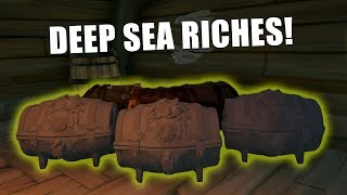 Finding Rare Sunken Treasure! - Sea of Thieves [Livestream Highlights]