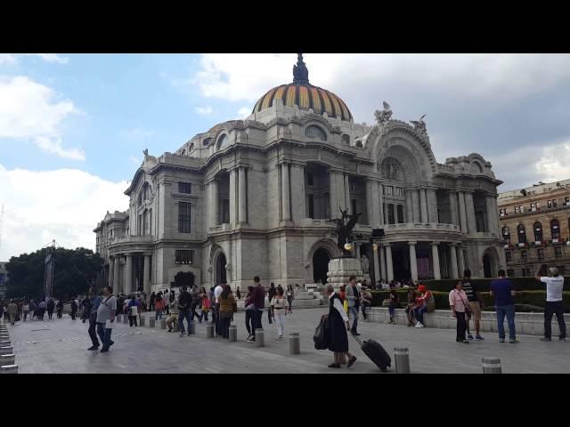 Ciudad de Mexico 2016