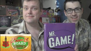 Mr. Game (Chaotic Party Game) - Beer and Board Games