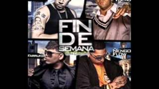 Fin De Semana Gmix Extended Prod By Dj Preciso Getto Ft. Julio Voltio, Ñengo Flow & Farruko