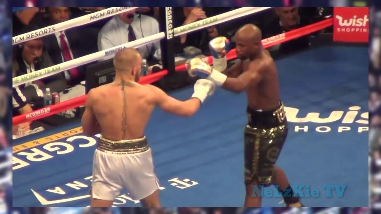 Mayweather vs Conor Mcgregor FULL FIGHT - YouTube