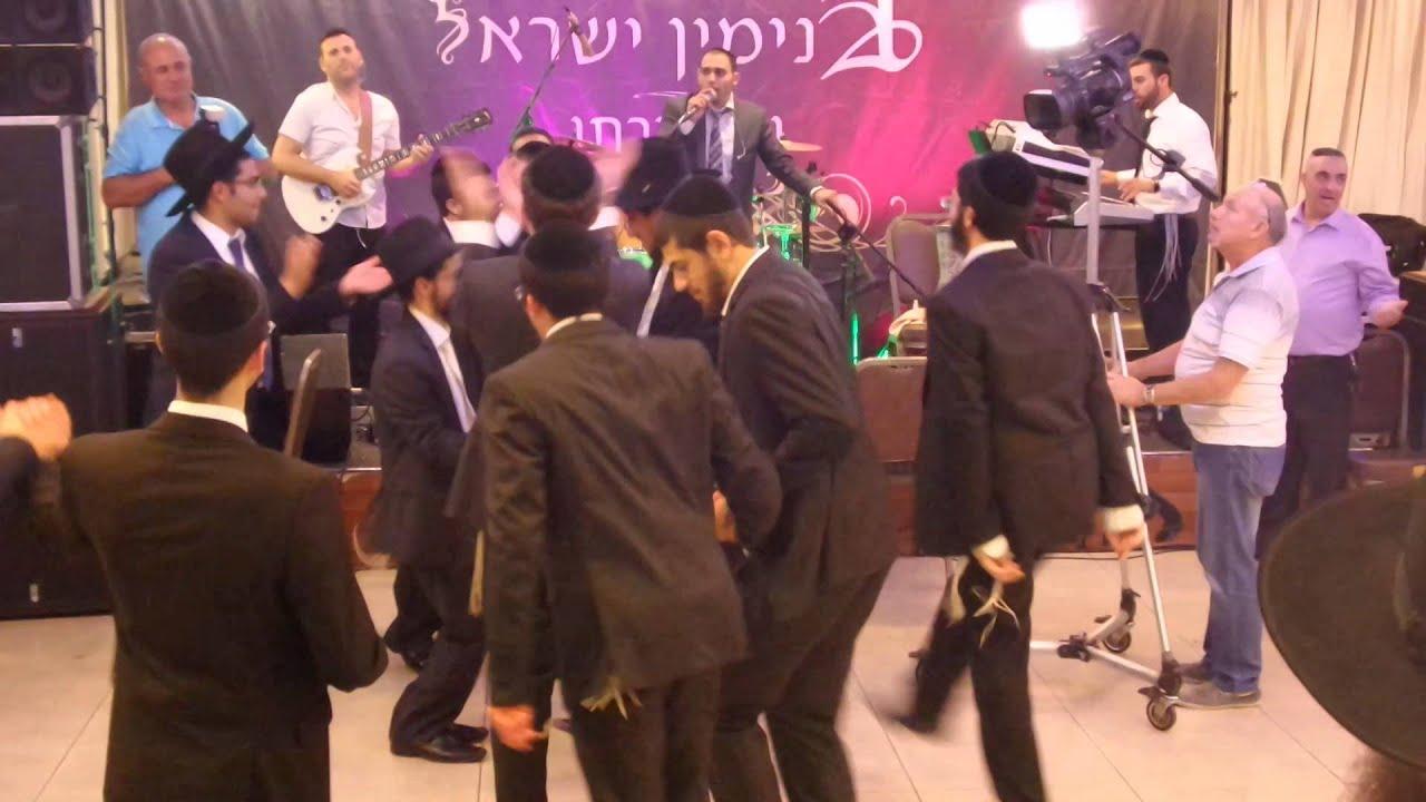 בנימין ישראל, חתונה היכל שלמה - כלל גדול בתורה