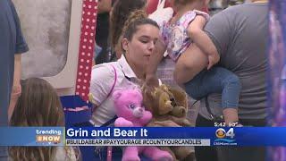 Trending: Build-A-Bear Workshop New Promotion
