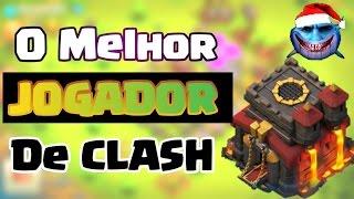 O MELHOR JOGADOR DE CLASH OF CLANS !!! ( na minha opinião ) - FELIZ NATAL