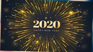 Neujahr 2020 -
