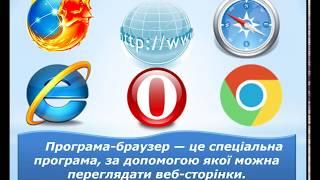 Урок №2   Поняття про мережі   Інтернет   Вікно браузера