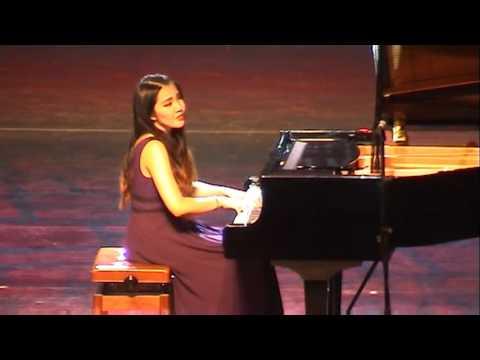 Chine Melodie Zhao au 8eme Festival culturel international de la Musique Symphonique