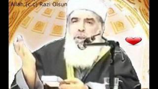Timurtaş Uçar Hoca ~ Bursada Kadinlara Ramazan Sohbeti