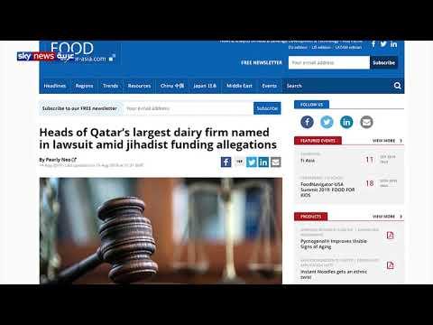 وثائق تكشف تمويل أكبر شركة منتجات ألبان قطرية لجبهة النصرة  - نشر قبل 2 ساعة