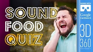 The Sound Round | Common Senses Quiz (VR)