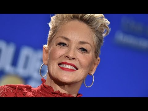 Sharon Stone Laughs in a Reporter's Face After Being Asked If She's Experienced Sexual Harassment