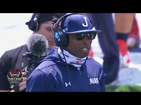 Deion Sanders' Jackson State gives up 52 points to Alabama A&M | HIGHLIGHTS | ESPN College Football