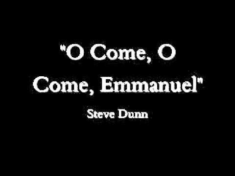 O Come, O Come, Emmanuel - YouTube