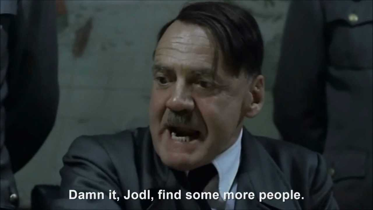 Hitler's Election Downfall: Episode I