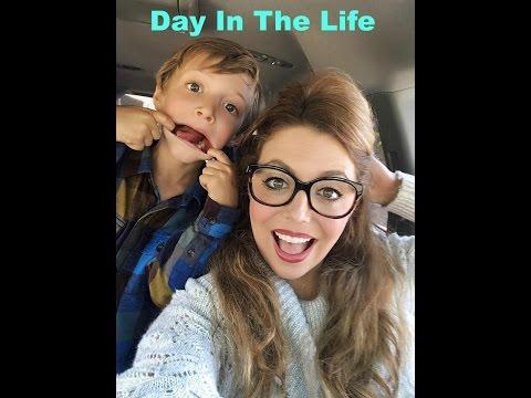 Day In the Life |  HOMESCHOOL  Kindergarten