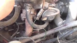 видео ВАЗ 21213 | Вентиляция топливного бака | Нива