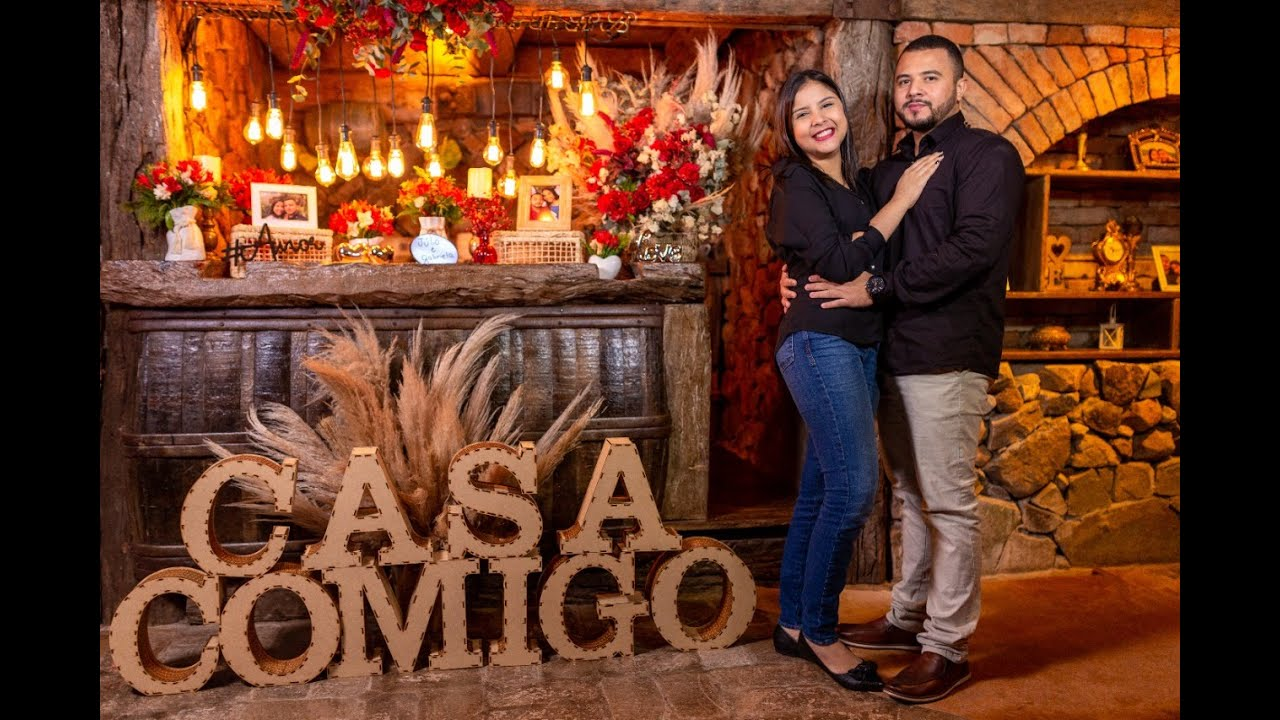 Pedido de Casamento com Jantar Romântico Exclusivo em Gramado