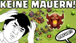 CHAMPION OHNE MAUERN! MAXED HELDEN! || CLASH OF CLANS || Let's Play CoC [Deutsch/German HD]