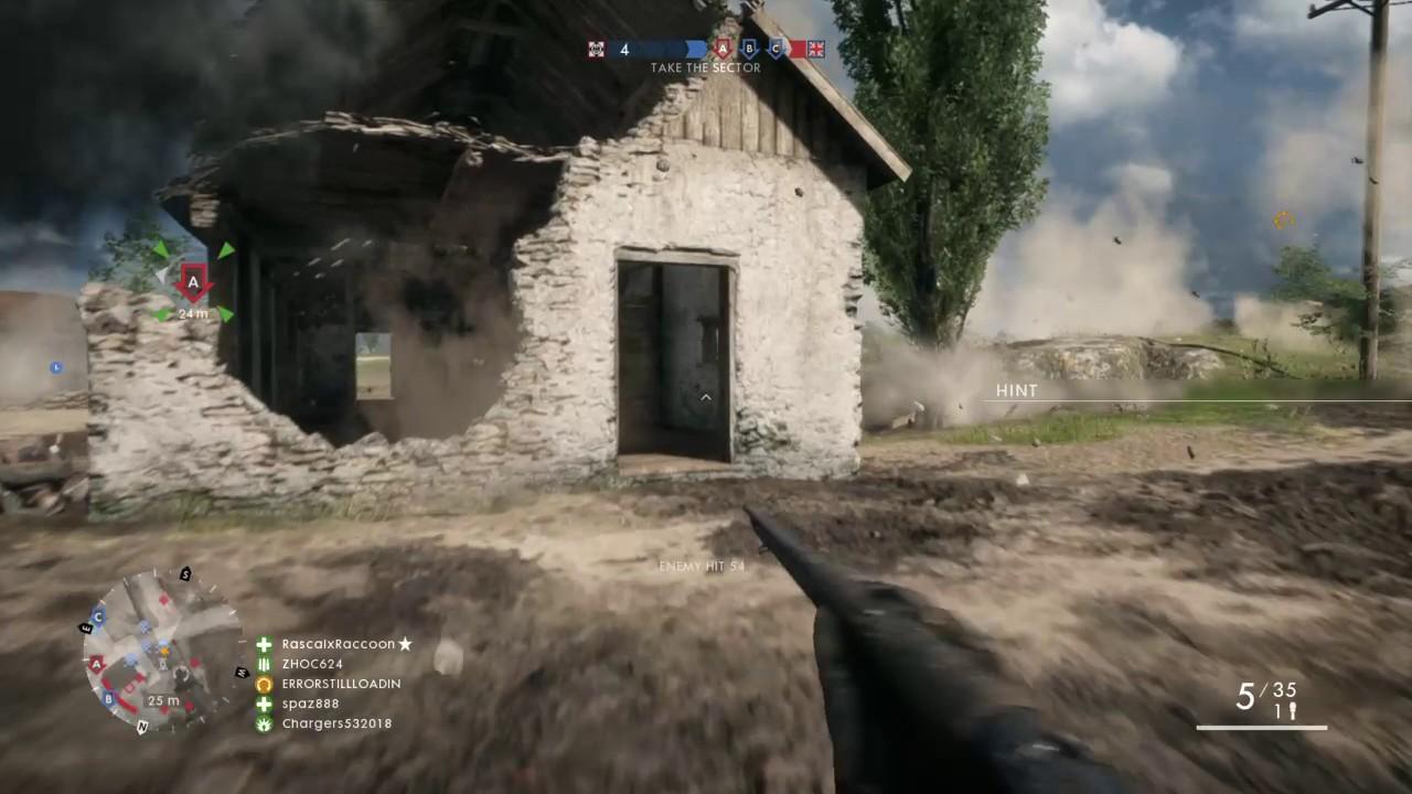 Battlefield 1 Tactical Assault part2