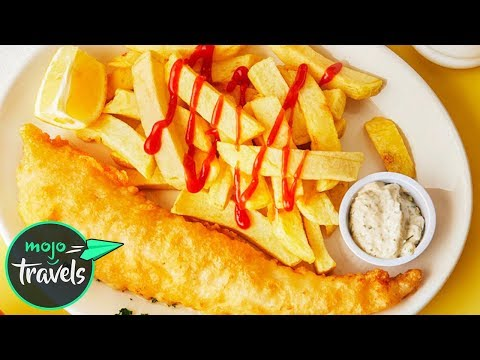 Top 10 Best Fish & Chips In The UK In 2019