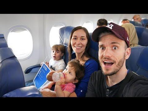 VIAGEM EM FAMILIA PARA OS ESTADOS UNIDOS Daily Vlog Brancoala