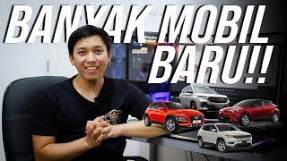 Daftar Mobil Baru di IIMS 2019