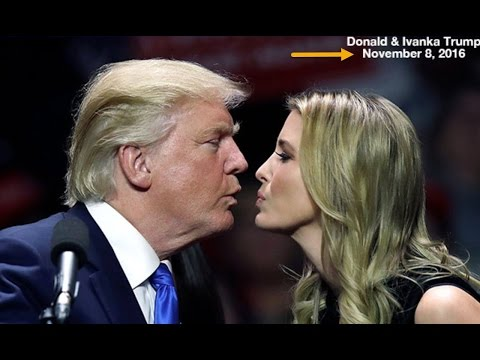 ALL LEAKED TRUMP FOOTAGE Lewd comments Made on Daughter Ivanka Mini Documentary