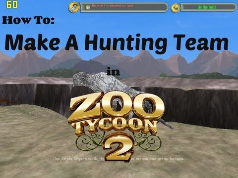 how to get zoo tycoon 2 to work