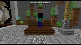 Клип в Майнкрафт на песню
