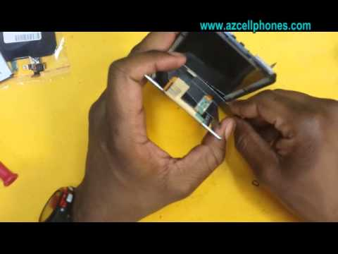LG Optimus G Pro E980 - LCD Removal