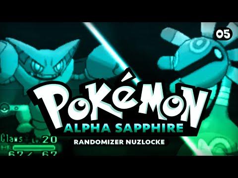 Pokemon Alpha Sapphire Randomizer Nuzlocke - Part 5 - CRADILDO ~ Pokemon ORAS Randomizer