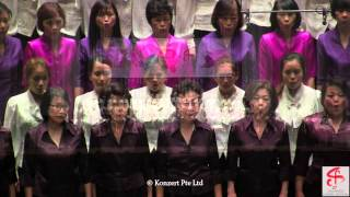 Inaugural Singapore Choral Festival - 50 Songs for Singapore