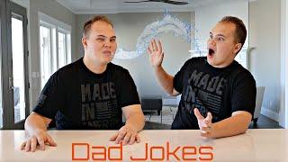 You LAUGH, You LOSE! Dad Jokes