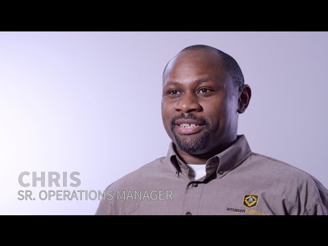 Chris - Amazon General Manager, Fulfillment Operations