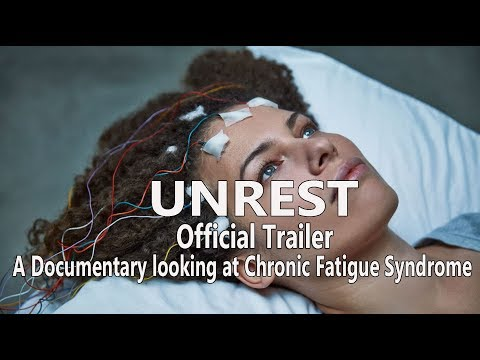 UNREST Official Trailer - Chronic Fatigue Syndrome Documentary (ME) 2017