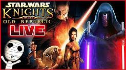Überraschende Ereignisse! #7 🔴 Star Wars: Knights of the Old Republic // Livestream