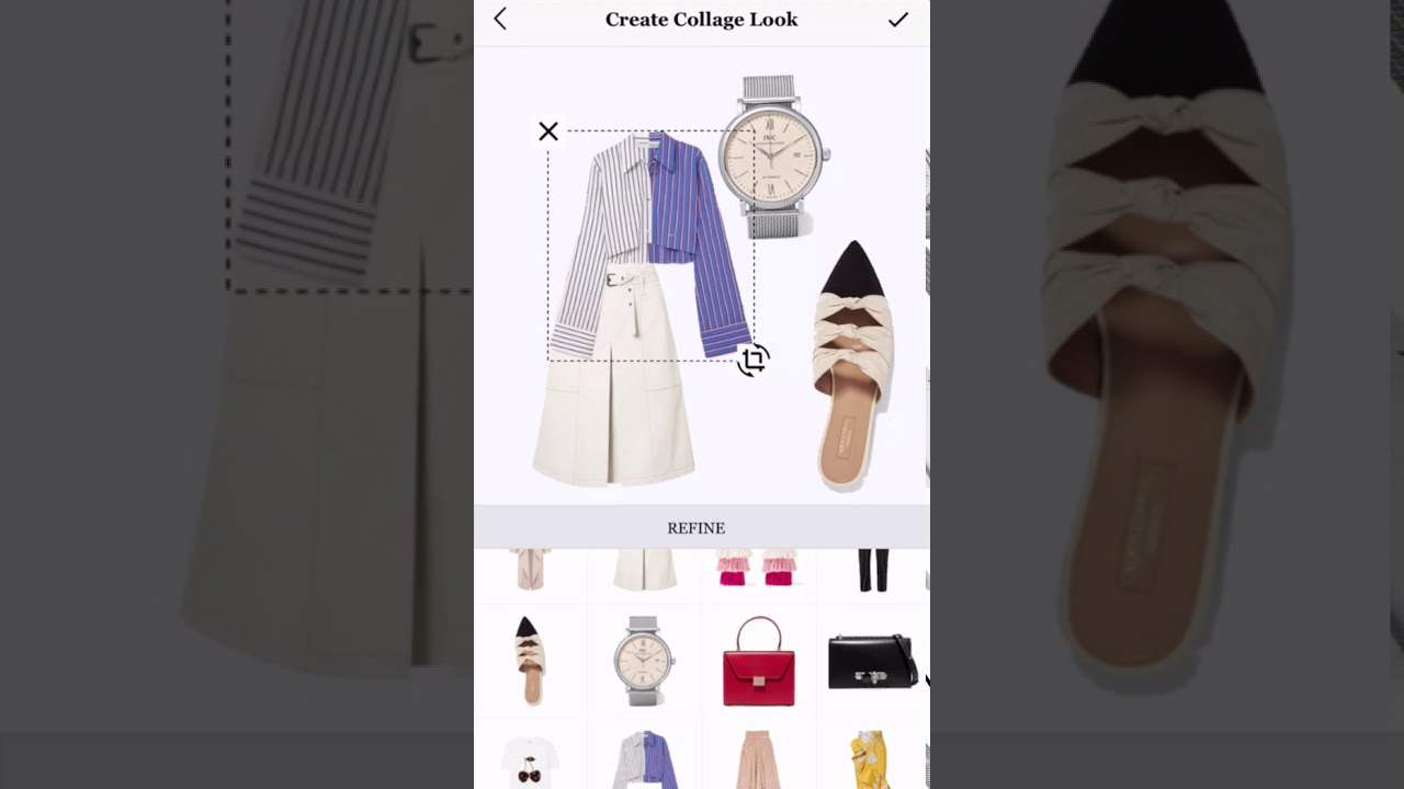 Smart Closet IOS App Demo , Create \u0026 Share Look