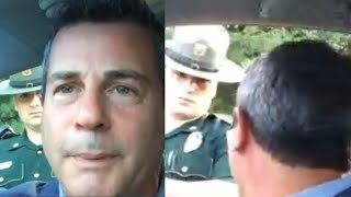 New Hampshire Cop Hilariously Interrupts Reporter During Live Interview