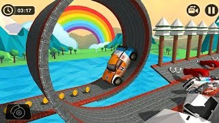 Impossible Climb Stunt Driving Game #Android GamePlay HD #Car Games To Play #Games Download