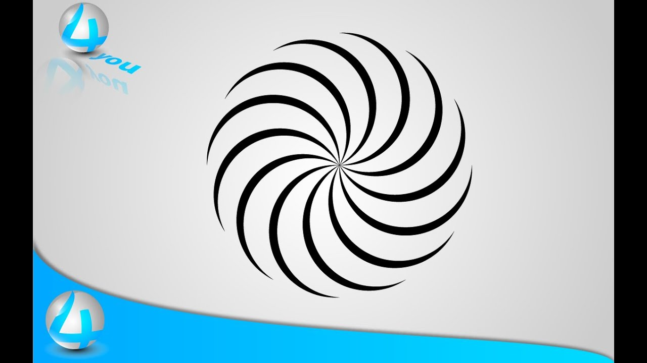 how to create a simple logo in photoshop cc