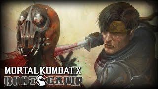 MKX - Boot Camp Episode 6 Part 1: Takeda (Klassic Tower)