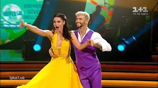 Людмила Барбір і Дмитро Жук – Квікстеп –  Танці з зірками 2019