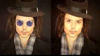MW Как Быть Джонни Деппом :) Johnny Depp Makeup Transformation Джонни Депп Макияж Maria Way(VK: https://vk.com/maria_way Инста: http://instagram.com/maria__way Twitter: https://twitter.com/maria__way Макияж уроки теперь тут: ..., 2013-10-18T20:26:39.000Z)