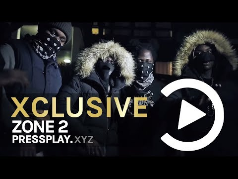(Zone 2) PS X Trizzac X Narsty - Whos Badder Than We (Music Video) @itspressplayent